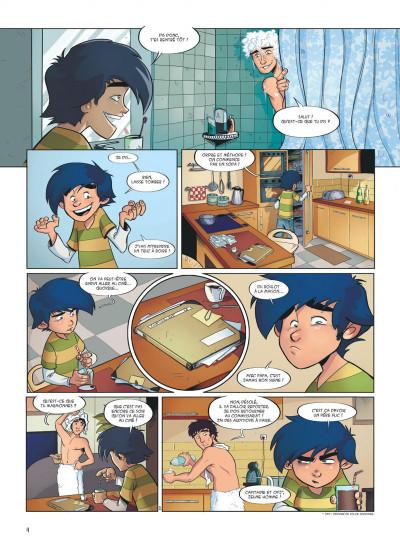 Page 4 Les zindics anonymes tome 1