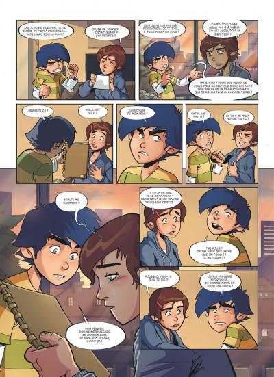 Page 8 Les zindics anonymes tome 1