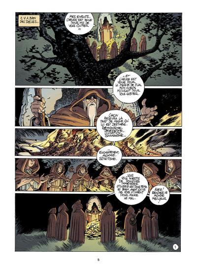 Page 6 Magic 7 - intégrale du cycle 1