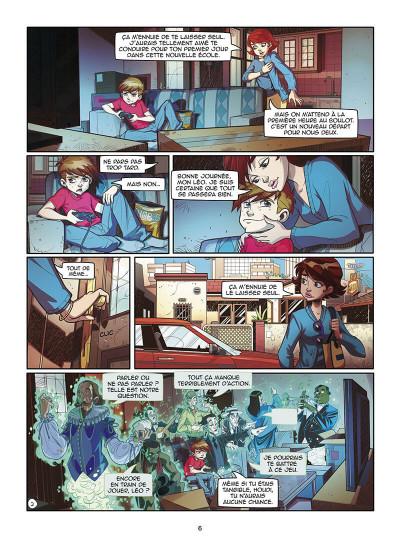 Page 7 Magic 7 - intégrale du cycle 1