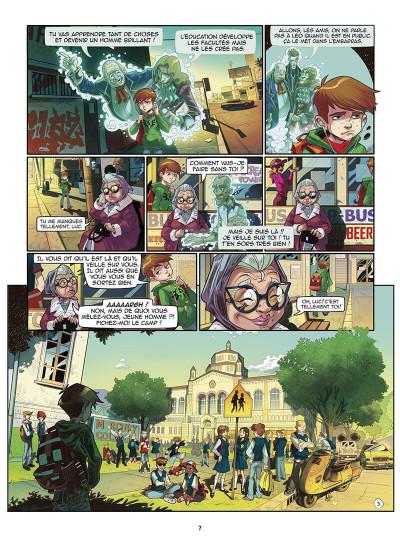 Page 8 Magic 7 - intégrale du cycle 1