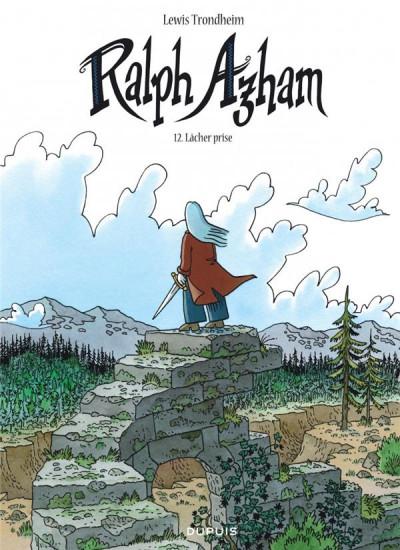 Couverture Ralph Azham tome 12 + ex-libris offert