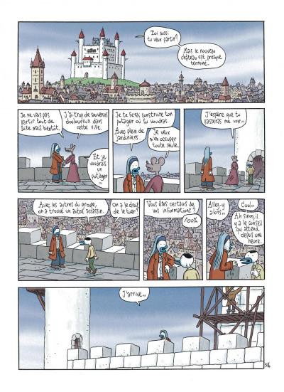 Page 4 Ralph Azham tome 12 + ex-libris offert