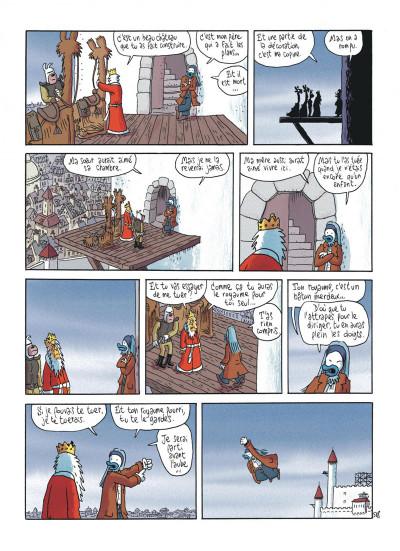 Page 6 Ralph Azham tome 12 + ex-libris offert