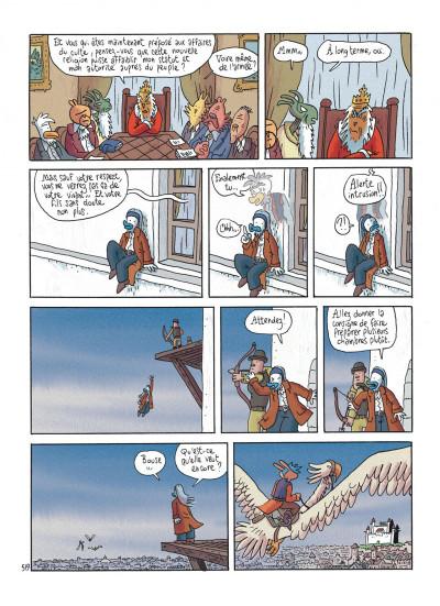 Page 7 Ralph Azham tome 12 + ex-libris offert
