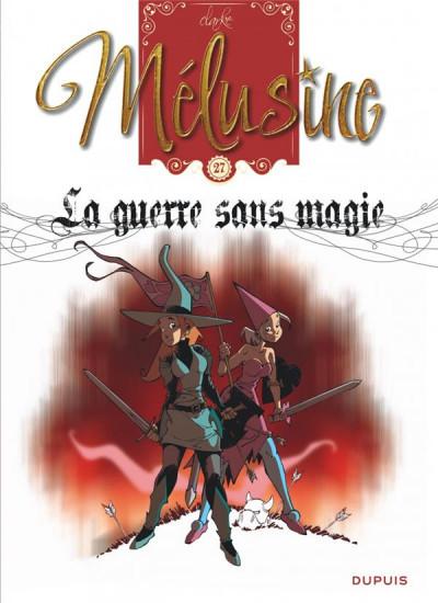 Couverture Mélusine tome 27