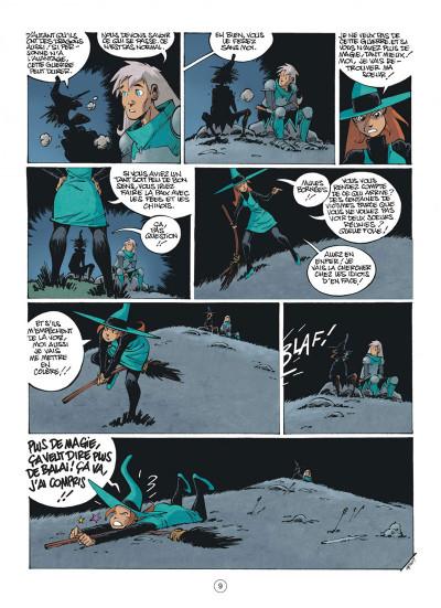 Page 9 Mélusine tome 27