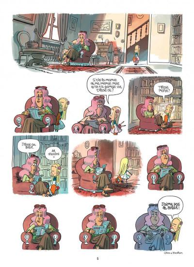 Page 5 Mamma mia ! tome 1