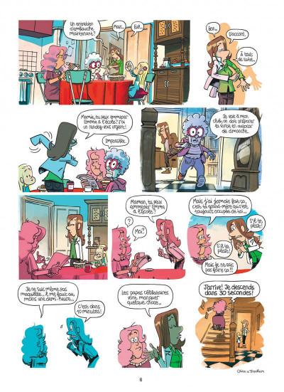 Page 6 Mamma mia ! tome 1