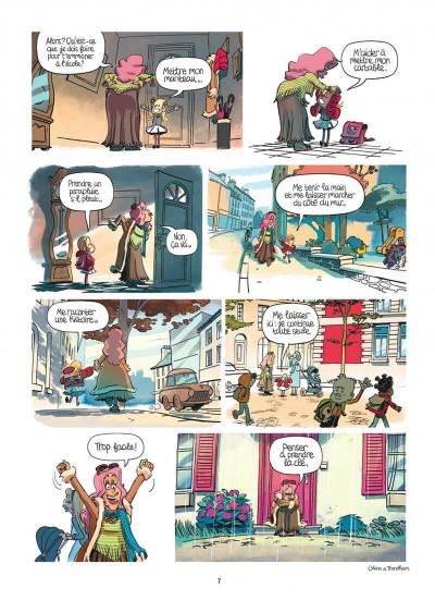 Page 7 Mamma mia ! tome 1
