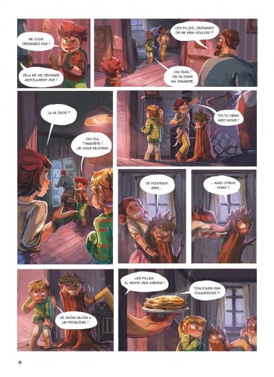 Page 0 La boîte à musique tome 3