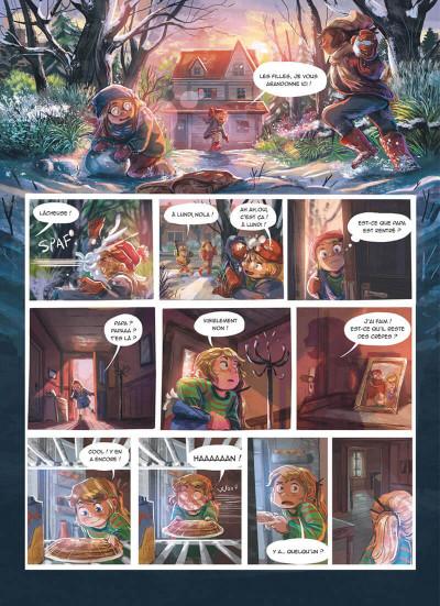 Page 3 La boîte à musique tome 3