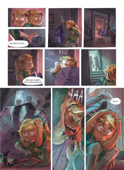 Page 5 La boîte à musique tome 3