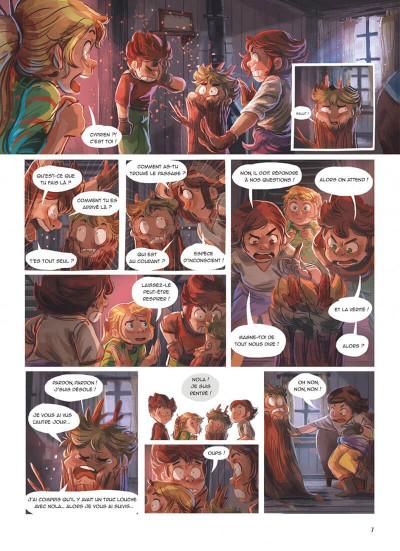 Page 7 La boîte à musique tome 3