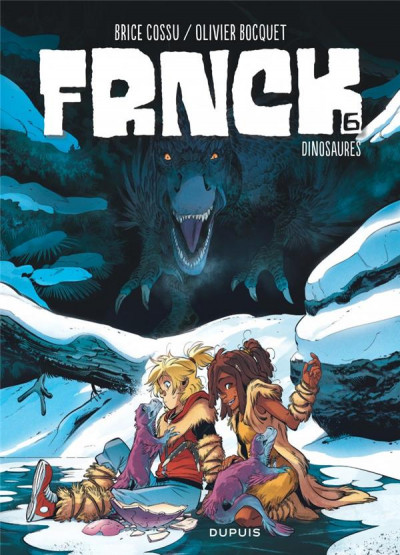 Couverture Frnck tome 6