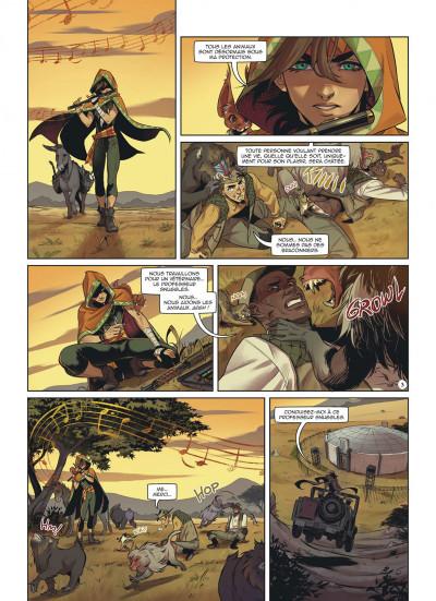 Page 5 Magic 7 tome 8