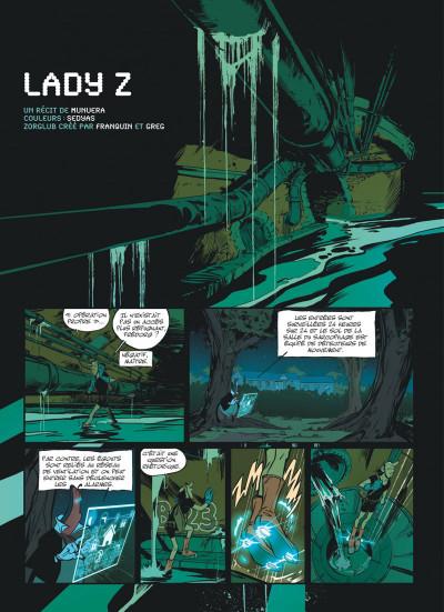 Page 6 Zorglub tome 3