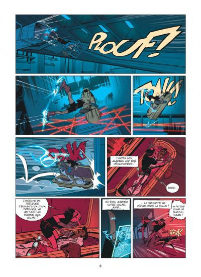Page 8 Zorglub tome 3