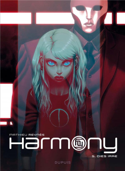 Couverture Harmony tome 5