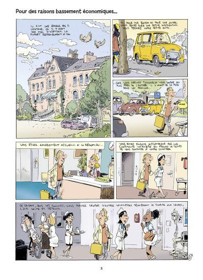 Page 3 Les femmes en blanc tome 41