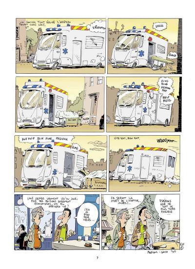Page 7 Les femmes en blanc tome 41