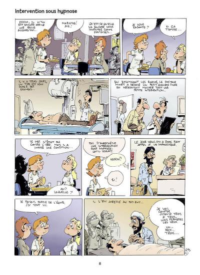 Page 8 Les femmes en blanc tome 41