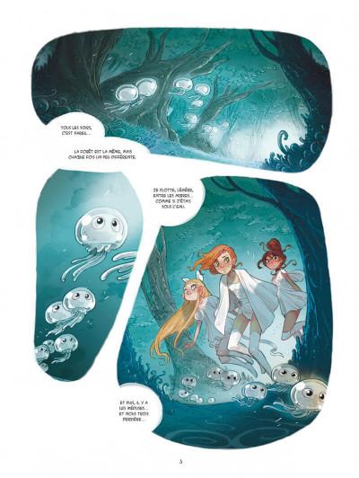 Page 3 Les soeurs Grémillet tome 1