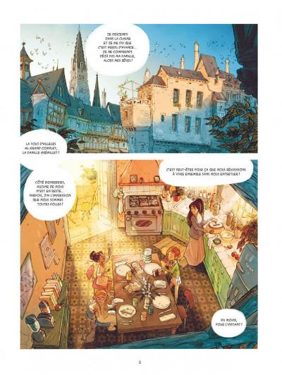 Page 8 Les soeurs Grémillet tome 1