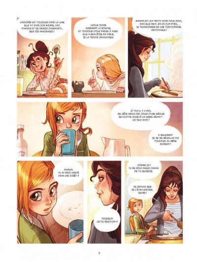 Page 9 Les soeurs Grémillet tome 1