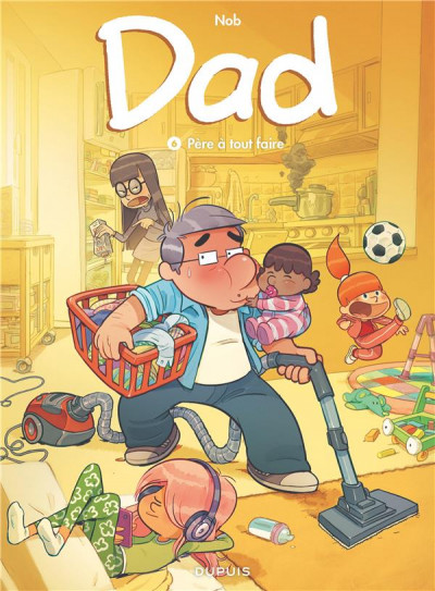 Couverture Dad tome 6