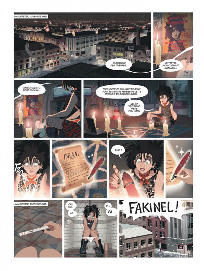 Page 3 Zombillénium tome 5