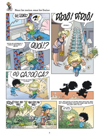 Page 3 Cédric tome 33