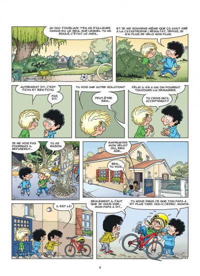 Page 4 Cédric tome 33