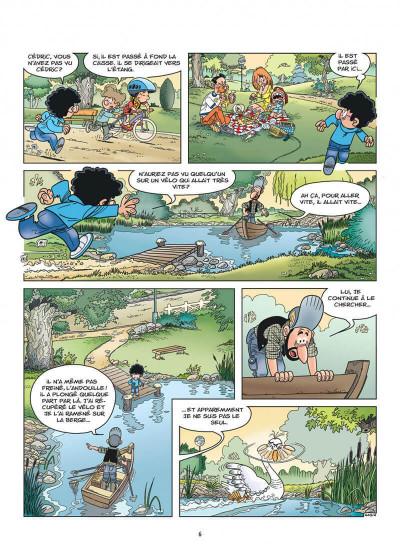 Page 6 Cédric tome 33