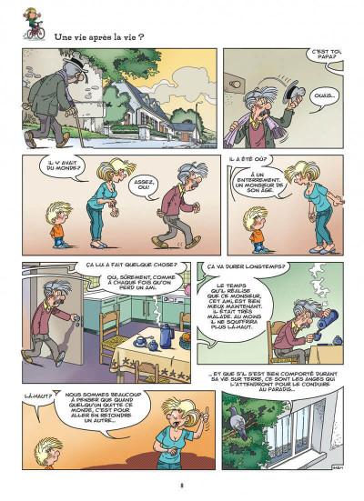 Page 8 Cédric tome 33