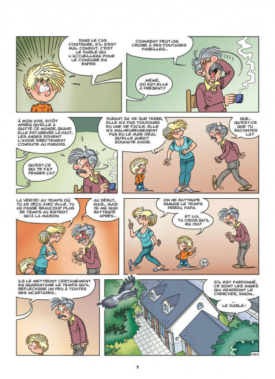 Page 9 Cédric tome 33