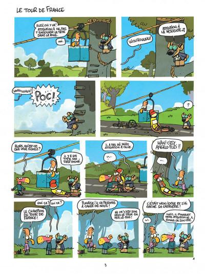 Page 3 Les cavaliers de l'apocadispe tome 2