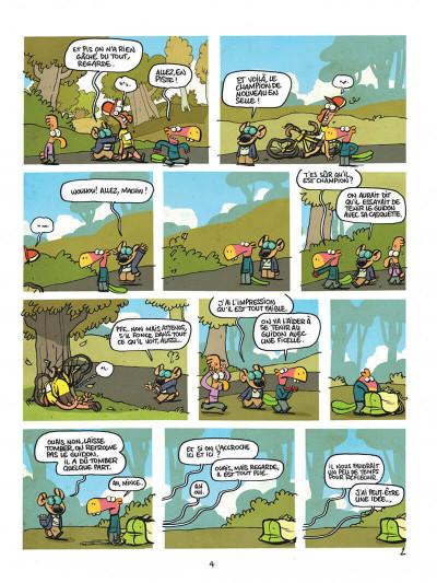 Page 4 Les cavaliers de l'apocadispe tome 2