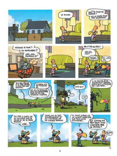 Page 5 Les cavaliers de l'apocadispe tome 2