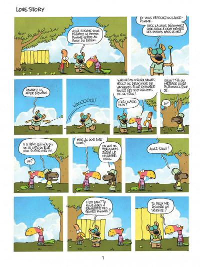 Page 7 Les cavaliers de l'apocadispe tome 2