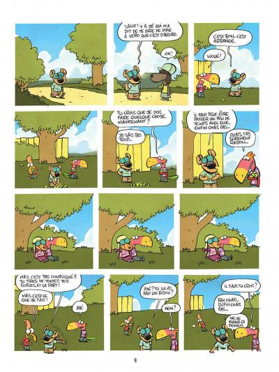 Page 8 Les cavaliers de l'apocadispe tome 2