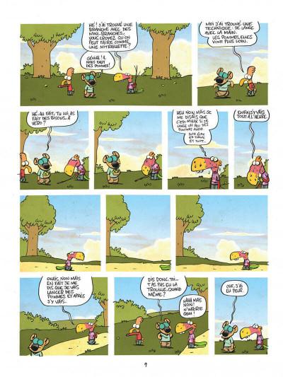 Page 9 Les cavaliers de l'apocadispe tome 2
