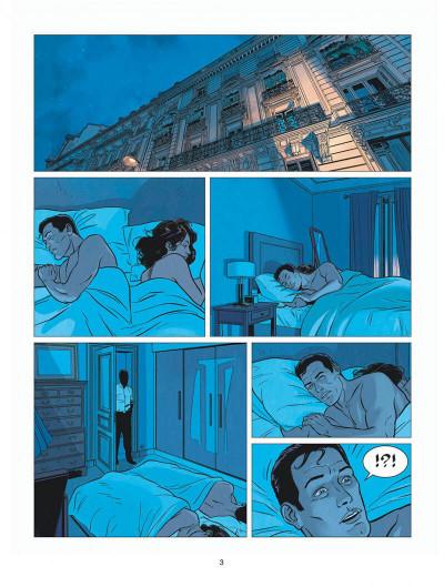 Page 3 Michel Vaillant - nouvelle saison - tome 8