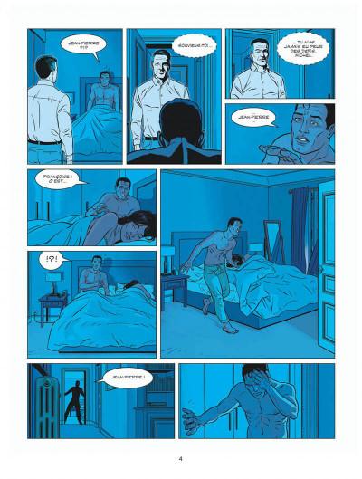 Page 4 Michel Vaillant - nouvelle saison - tome 8