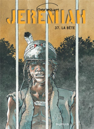 Couverture Jeremiah tome 37