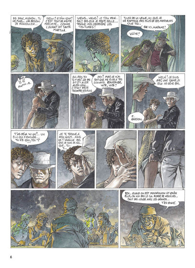 Page 7 Jeremiah tome 37