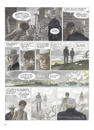 Page 9 Jeremiah tome 37