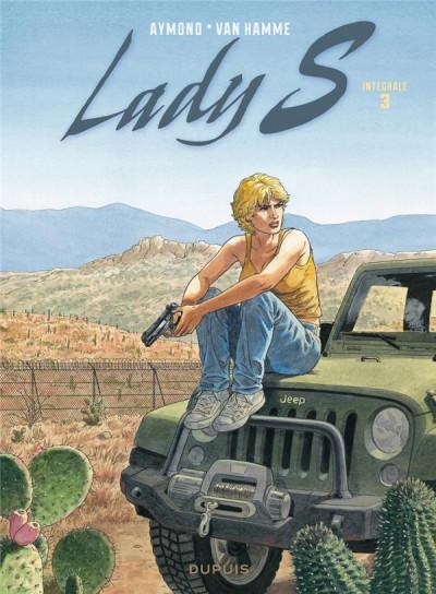 Couverture Lady S - intégrale tome 3