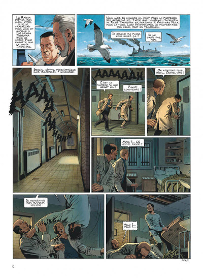 Page 6 Lady S - intégrale tome 3