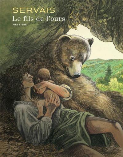 Couverture Le fils de l'ours